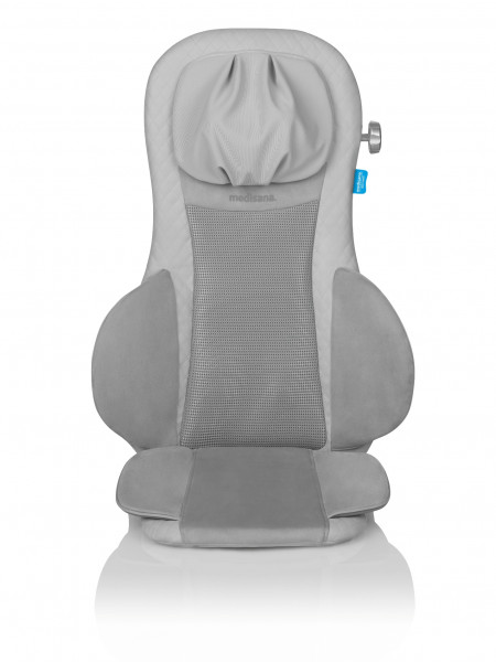 MEDISANA MCG 820 Silber Komfort Shiatsu-Akupressur-Massagesitzauflage
