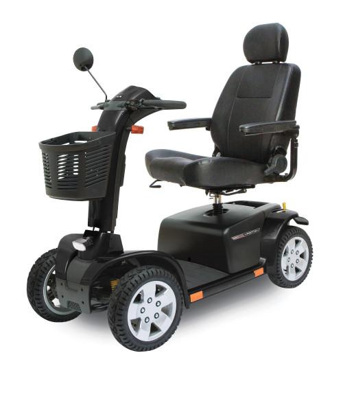 PRIDE Elektro-Scooter Victory XL 130 15 km/h Schwarz