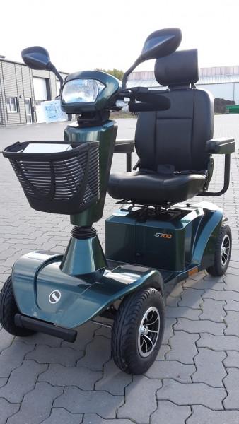 STERLING Mainland 4-Rad-Scooter 15 km/h SONDEREDITION Grün
